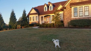 Photo of home that Brian was able to purchase with the lump sum he received from Liberty Settlement Funding.