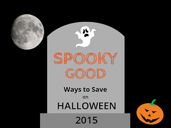 Spooky Good Ways to Save on Halloween